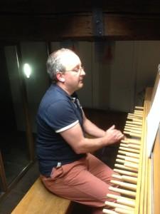 Thierry Bouillet au carillon_mai2017