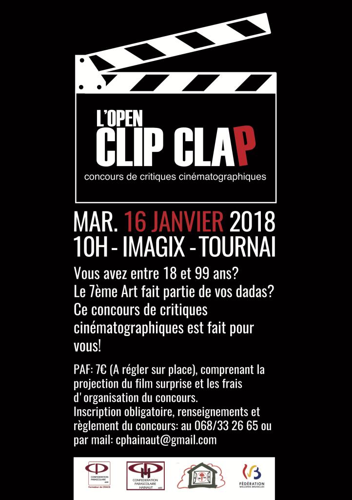open clipclap promo A5-flyer-IMPRESSION
