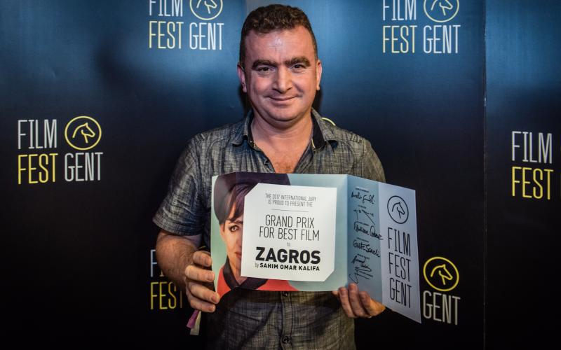 « ZAGROS » remporte le Grand Prix du Meilleur Film au Festival du film de Gand