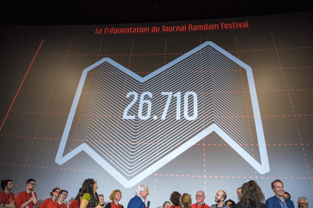 Nouveau record d'affluence avec plus de 26.710 festivaliers !