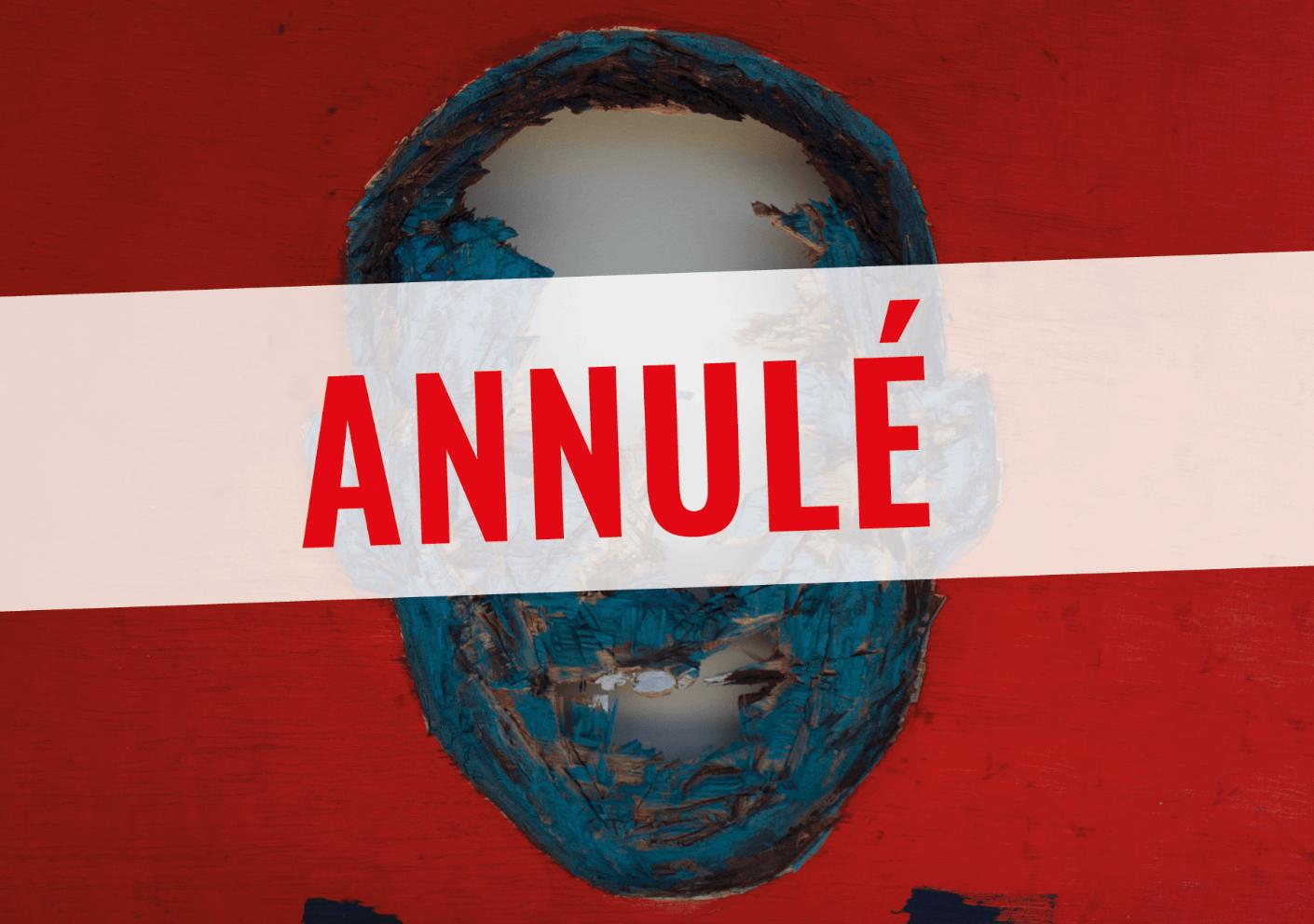 La 11e édition du Tournai Ramdam Festival annulée !