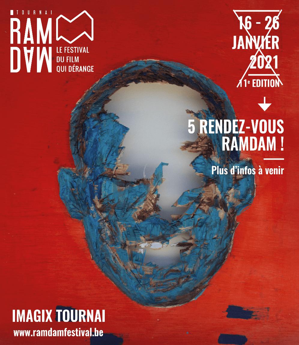 Communiqué de presse – La 11e édition du Tournai Ramdam Festival annulée !