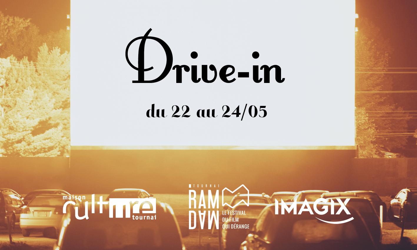 Drive-in ! Venez vivre un moment de cinéma unique !