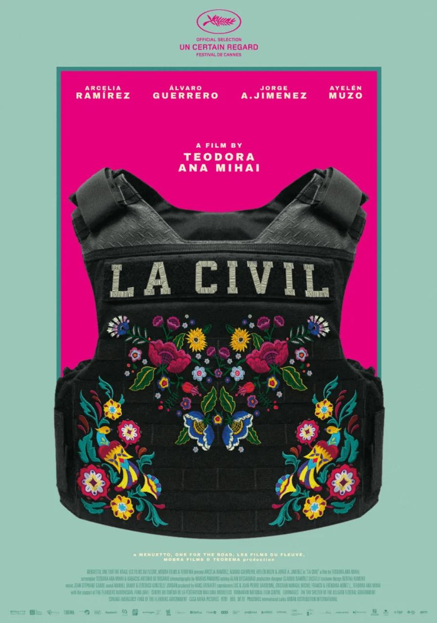 Soirée de présentation de la 12e édition du Tournai Ramdam Festival – Film «La civil» !